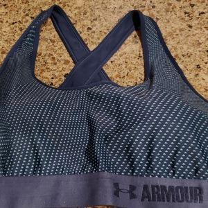 Under armour sports bra.